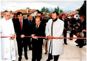 inauguracion 1994